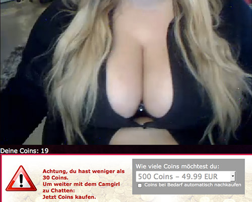 Live Sexchat bei 6raum.at
