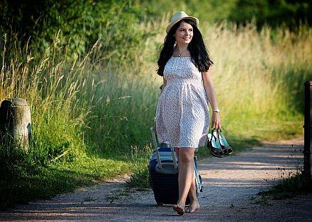 Warum allein verreisen gar nicht so übel ist