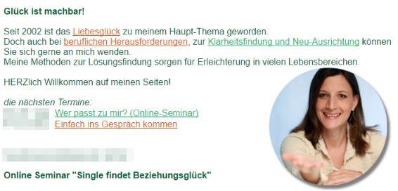 Eva Fischer Single Coaching