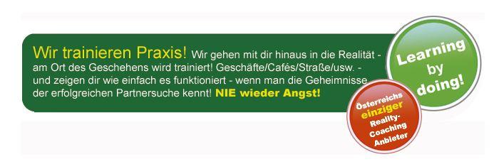 Flirttrainer Singlecoaching Österreich