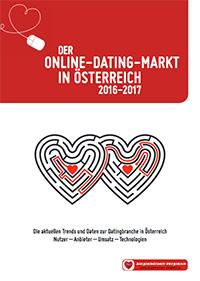 Online-Dating-Marktreport für Österreich 2016-2017