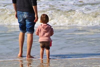 Single mit Kind Urlaub in den Ferien