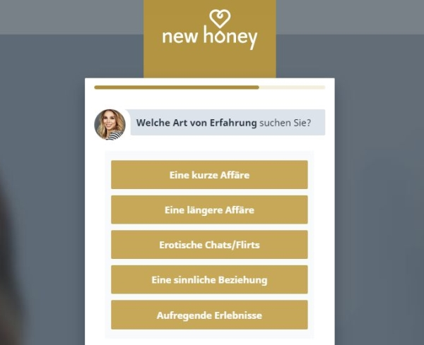 Virtuelle Assistentin NewHoney