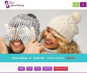 CitySpeedDating.at screenshot