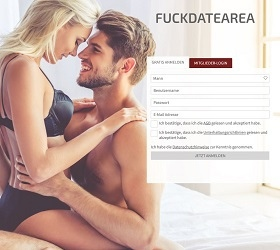 Fuckdatearea.com screenshot