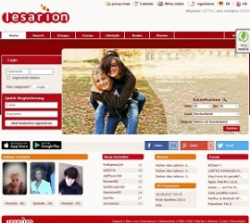 lesarion.com screenshot