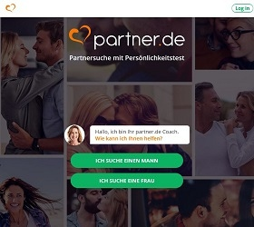 Partner.de screenshot