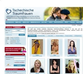 Tschechische Traumfrauen screenshot