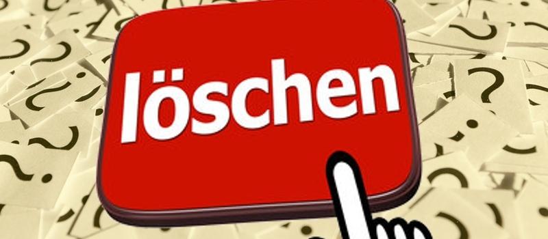 C Date Löschen